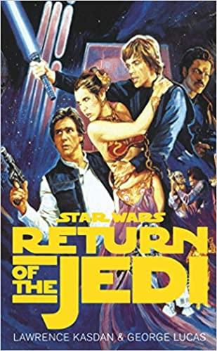 Star Wars Return of the Jedi (Faber Classics Screenplay)