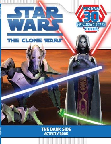 Star Wars The Clone Wars: The Dark Side Activity Book