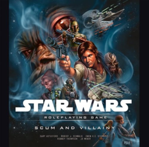 Star Wars: Scum and Villany