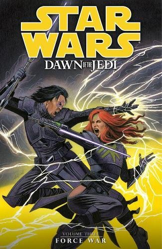 Star Wars Dawn of the Jedi: Force War