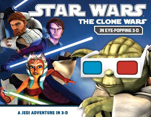 Star Wars The Clone Wars: A Jedi Adventure in 3D
