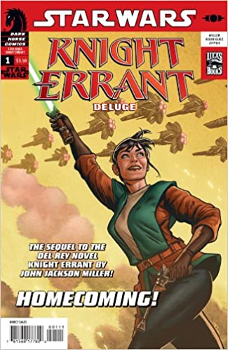 Star Wars Knight Errant: Deluge