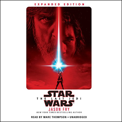 Star Wars:The Last Jedi (Audio Book)