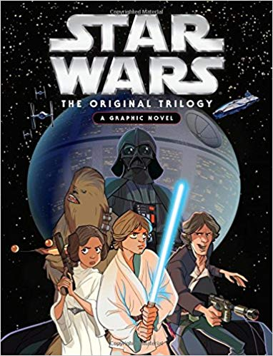 Star Wars: A New Hope Junior Comic Adaptation