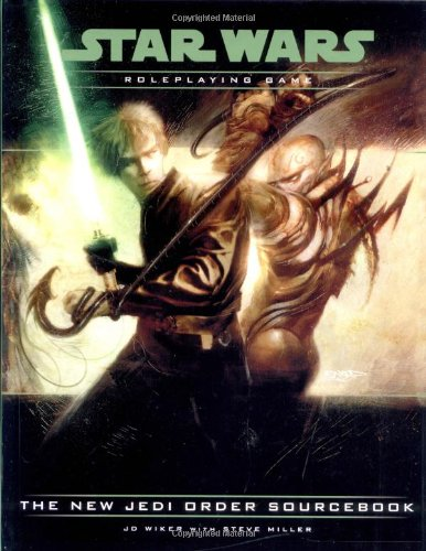Star Wars: The New Jedi Order Sourcebook