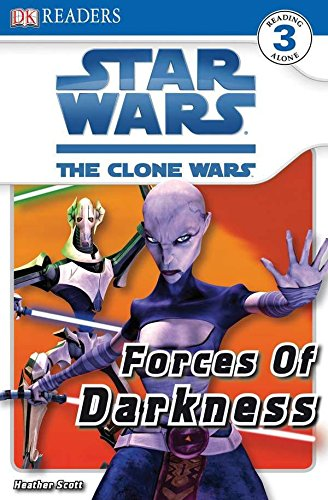 Star Wars The Clone Wars: Forces of Darkness