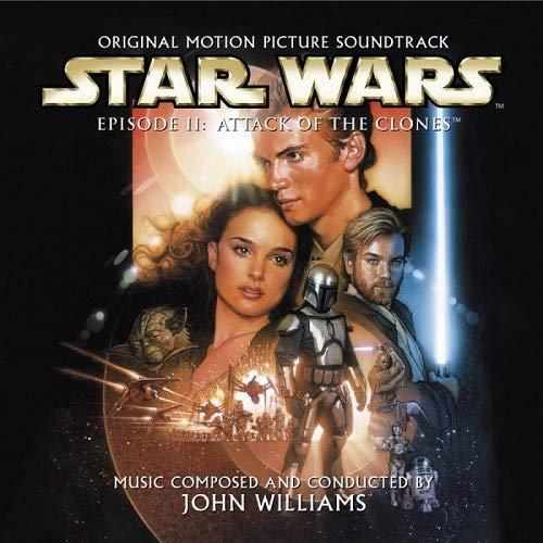 Star Wars Episode II: Attack of the Clones Original Motion Picture Soundtrack (Record)