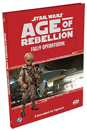 Star Wars Age of Rebellion: Fully Operational