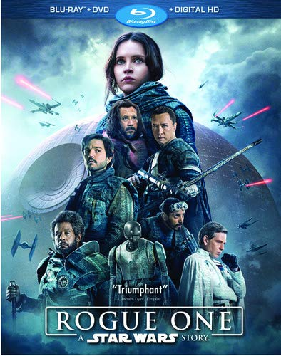 Rogue One: A Star Wars Story (BluRay)