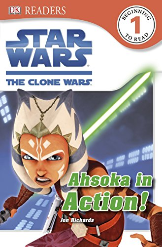 Star Wars The Clone Wars: Ahsoka in Action