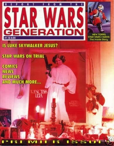 Report from the Star Wars Generation 1
