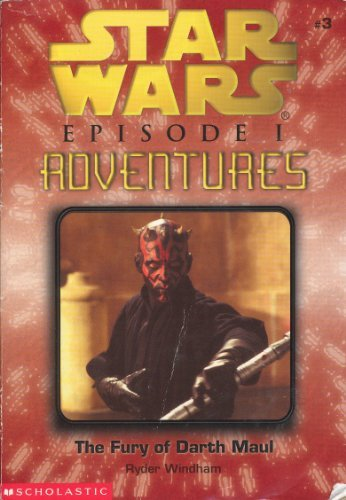 Star Wars Episode I Adventures: The Fury of Darth Maul