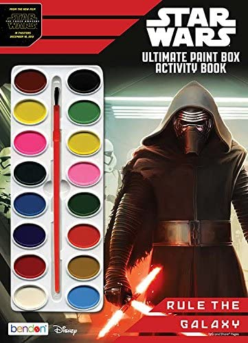 Star Wars Ultimate Paint Box: Rule the Galaxy
