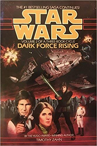 Star Wars: Dark Force Rising (paperback)