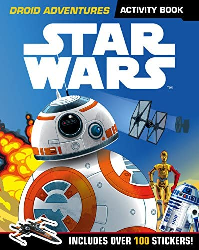 Star Wars: Droid Adventures Activity Book