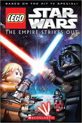 Lego Star Wars: The Empire Strikes Out (book)