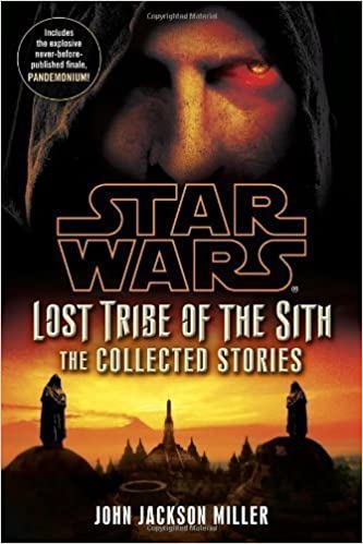 Star Wars Lost Tribe of the Sith: Pandemonium
