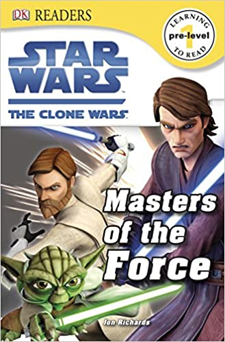Star Wars The Clone Wars: Masters of the Force