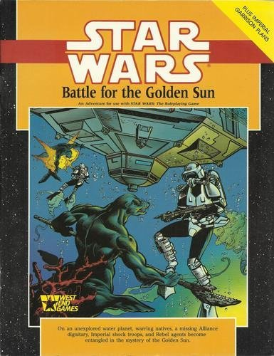 Star Wars: Battle for the Golden Sun
