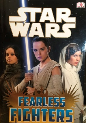 Star Wars: Fearless Fighters