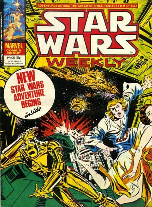 Star Wars Weekly 54