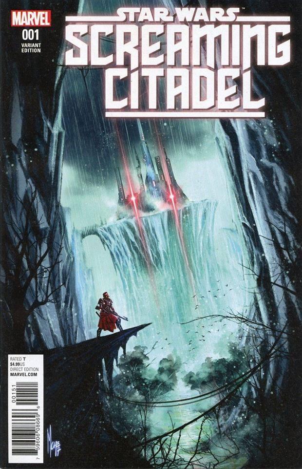 Star Wars: Screaming Citadel - Marco Checchetto Variant
