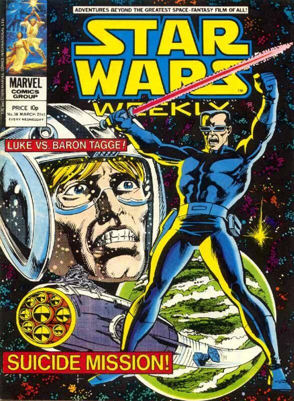Star Wars Weekly 56