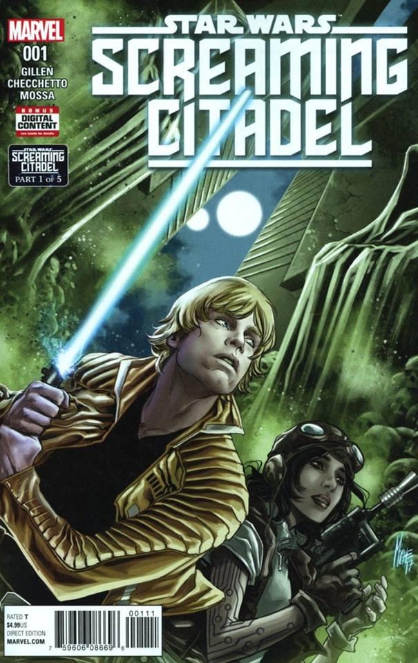 Star Wars: Screaming Citadel