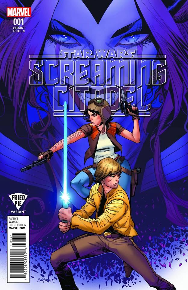 Star Wars: Screaming Citadel - Dan Mora Variant