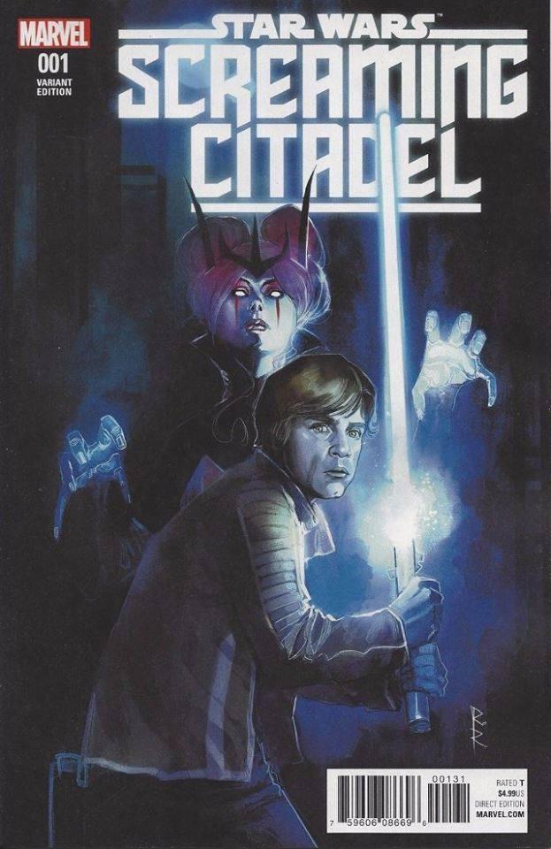 Star Wars: Screaming Citadel - Rod Reis Variant