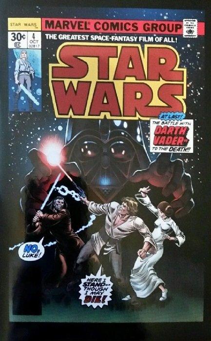 IDW Mini Comic - Star Wars 4