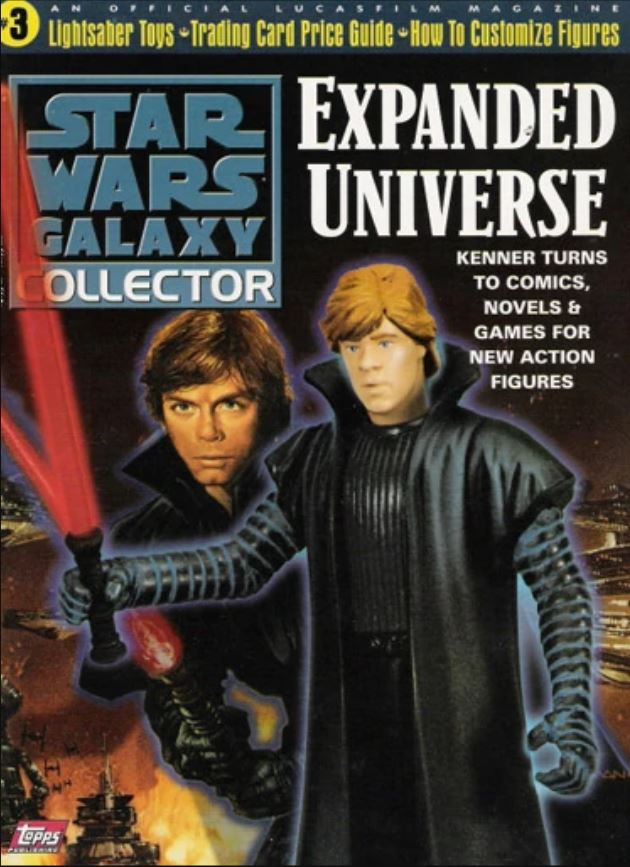 Star Wars Galaxy Collector Magazine 3