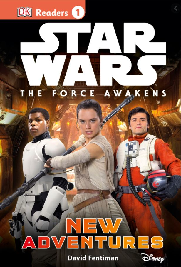 Star Wars The Force Awakens: New Adventures