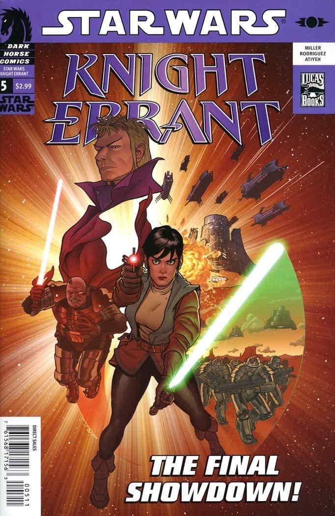 Star Wars: Knight Errant 5