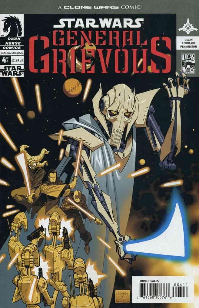 Star Wars General Grievous 4