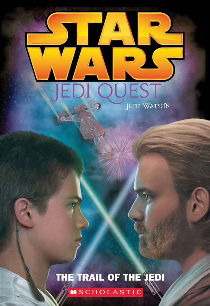 Star Wars Jedi Quest: The Trail of the Jedi
