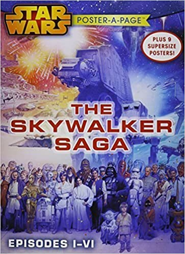 Star Wars Poster-a-Page: The Skywalker Saga