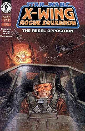 Star Wars X-Wing Rogue Squadron 3