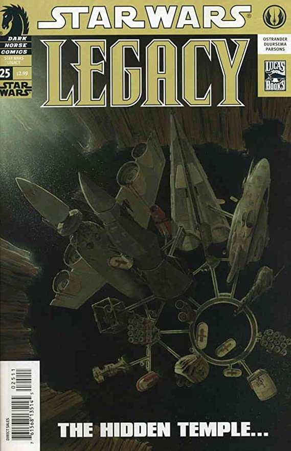Star Wars Legacy: The Hidden Temple
