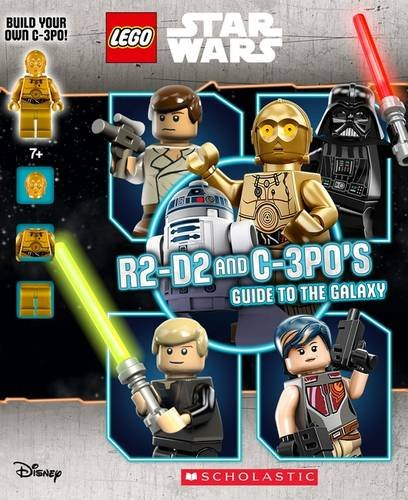 Lego Star Wars: R2-D2 & C-3PO's Guide to the Galaxy