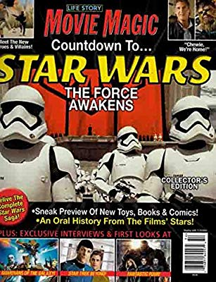Life Story Movie Magic: Countdown to Star Wars The Force Awakens