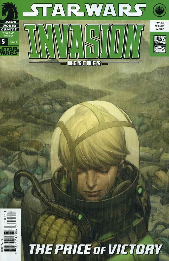 Star Wars Invasion: Rescues 5