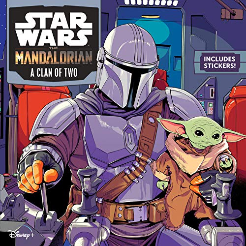 Star Wars The Mandalorian: A Clan of Two