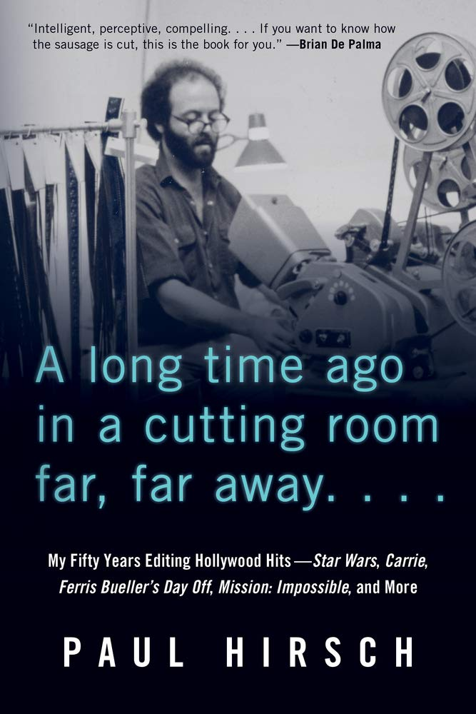 A Long Time Ago in a Cutting Room Far, Far Away (reprint)