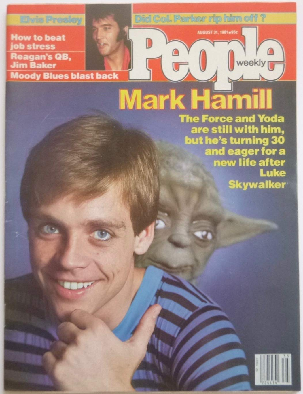 People August 31,  1981