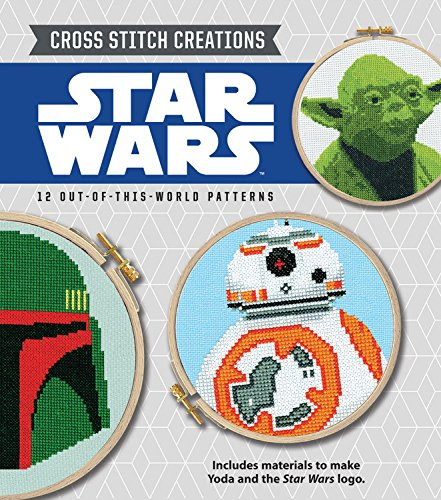 Star Wars: Cross Stitch Creations