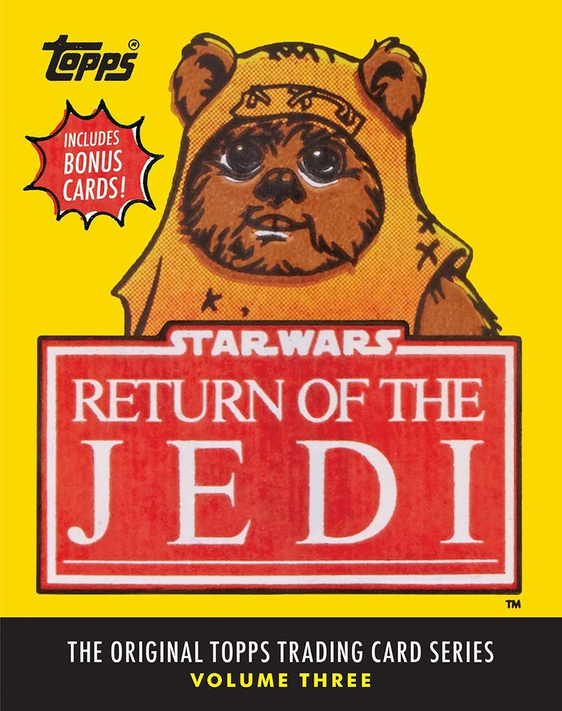 Star Wars Return of the Jedi: The Original Topps Trading Card Series