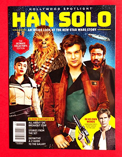 Hollywood Spotlight: Han Solo (An Inside Look at the New Star Wars Story