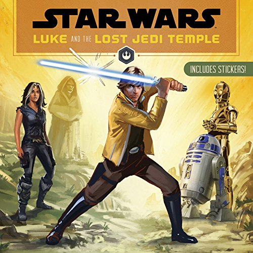 Star Wars: Luke and the Lost Jedi Temple