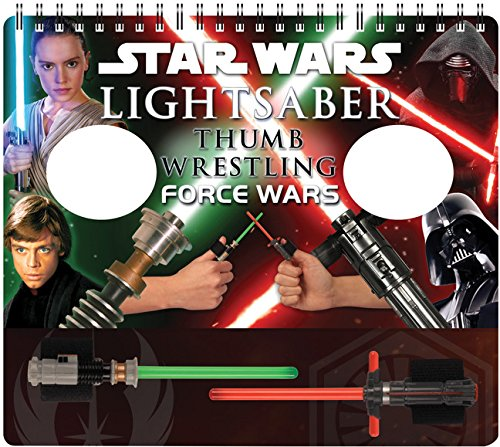 Star Wars Lightsaber Thumb Wrestling: Force Wars